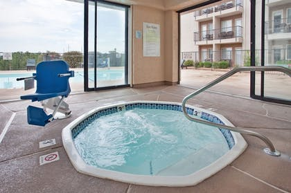 Pool | Holiday Inn Express Hotel & Suites Branson 76 Central