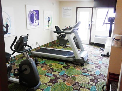 Fitness Facility | Holiday Inn Express Hotel & Suites Branson 76 Central