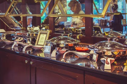 Breakfast buffet | O.Henry Hotel