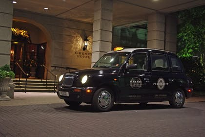 Airport Shuttle | O.Henry Hotel