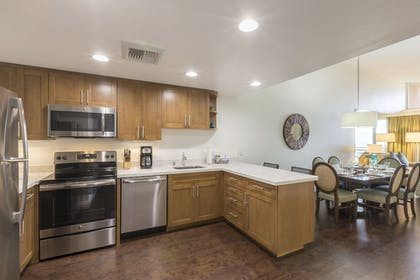 In-Room Kitchen | Grand Pacific Palisades Resort & Hotel