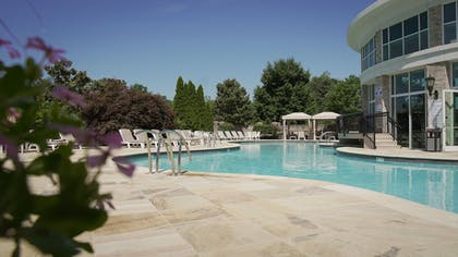 Outdoor Pool | Grandover Resort Golf and Spa