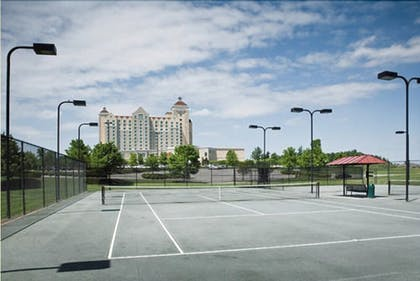 Tennis Court | Grandover Resort Golf and Spa