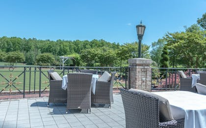 Terrace/Patio | Grandover Resort Golf and Spa