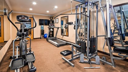 Fitness Facility | Best Western Plus Corning Inn