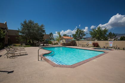 Outdoor Pool   Gold Dust West Carson City