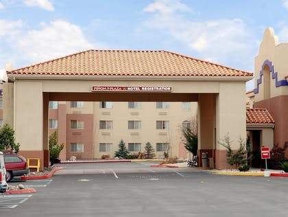 Hotel Front   Gold Dust West Carson City