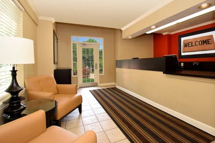 Lobby | Extended Stay America Boca Raton - Commerce