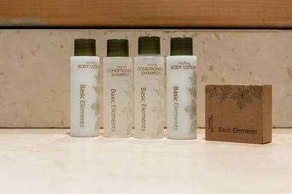Bathroom Amenities | Hotel St Augustine