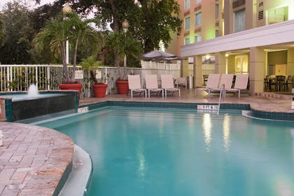 Sports Facility | SpringHill Suites Marriott Ft Lauderdale Airport/Cruise Port