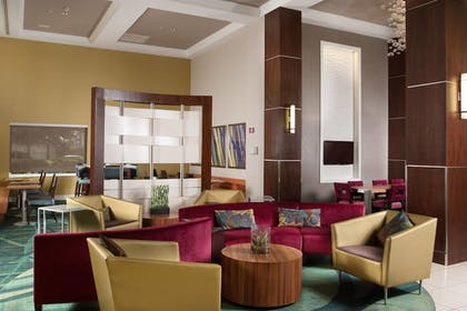 Lobby | SpringHill Suites Marriott Ft Lauderdale Airport/Cruise Port