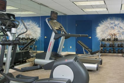 Sports Facility   SpringHill Suites Marriott Ft Lauderdale Airport/Cruise Port