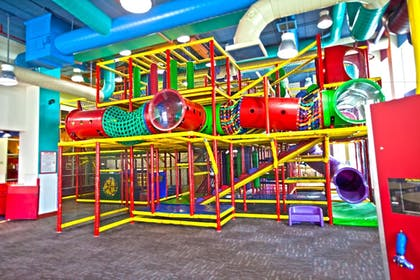 Childrens Play Area - Indoor   Miccosukee Resort and Gaming