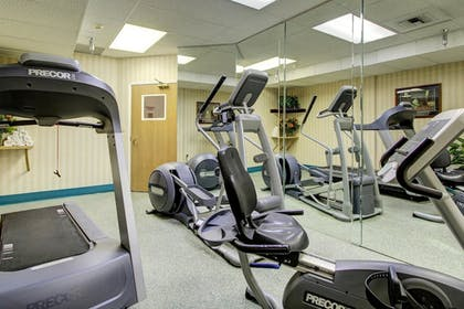 Fitness Facility | Clarion Suites Downtown Anchorage