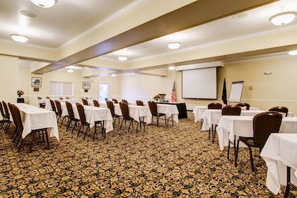 Meeting Facility | Clarion Suites Downtown Anchorage