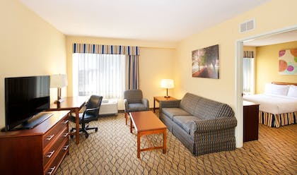 Living Area | Holiday Inn & Suites Chicago - Downtown