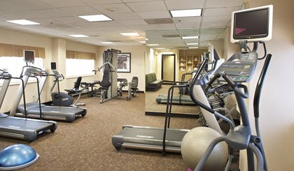 Fitness Facility | Holiday Inn & Suites Chicago - Downtown