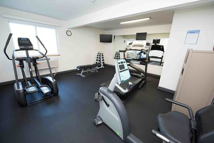 Fitness Facility | Best Western New Baltimore Inn