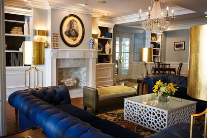 Hotel Interior | The Marshall House,Historic Inns of Savannah Collection