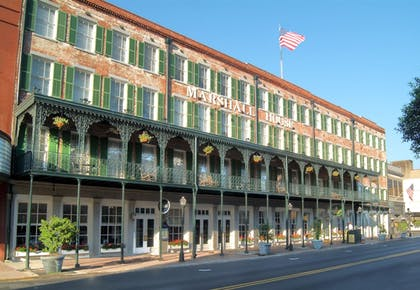 Sports Facility | The Marshall House,Historic Inns of Savannah Collection