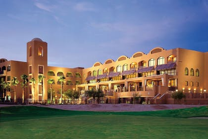 Hotel Front   Scottsdale Marriott at McDowell Mountains