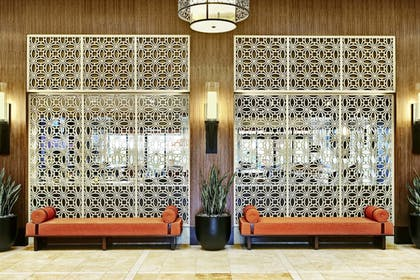 Lobby   Scottsdale Marriott at McDowell Mountains