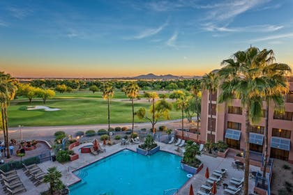 Outdoor Pool   Scottsdale Marriott at McDowell Mountains