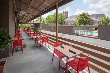 Property Grounds | Crowne Plaza Memphis Downtown Hotel