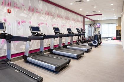 Fitness Facility | Crowne Plaza Memphis Downtown Hotel