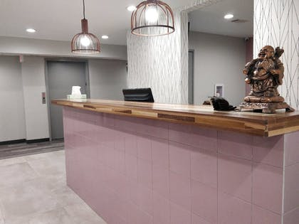 Check-in/Check-out Kiosk | Arya Inn & Suites