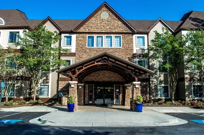 Exterior | Staybridge Suites - North Point