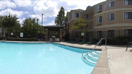 Outdoor Pool | Staybridge Suites - North Point