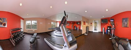 Gym | Towneplace Suites By Marriott St Charles