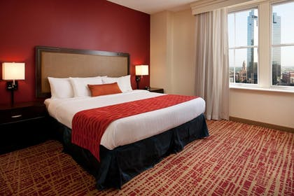 Room | Courtyard by Marriott Fort Worth Downtown/Blackstone