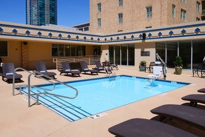 Sports Facility | Courtyard by Marriott Fort Worth Downtown/Blackstone