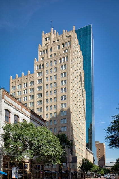 Exterior | Courtyard by Marriott Fort Worth Downtown/Blackstone