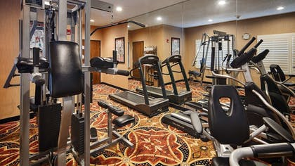 Fitness Facility | Best Western Plus Southpark Inn & Suites