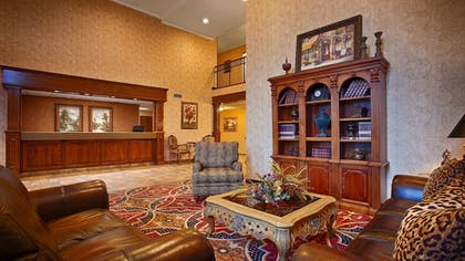 Lobby | Best Western Plus Southpark Inn & Suites