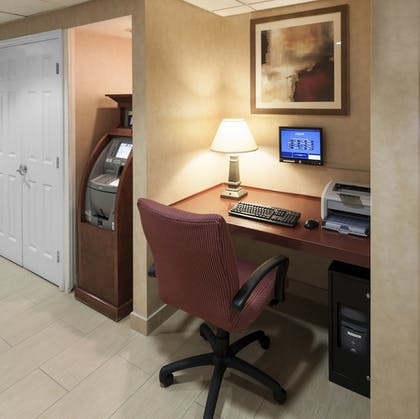 Business Center | Residence Inn by Marriott San Diego Downtown