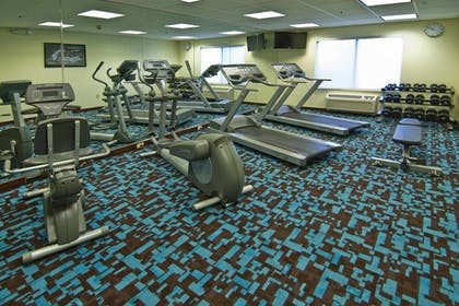 Sports Facility | Fairfield Inn by Marriott Jackson Airport-Pearl