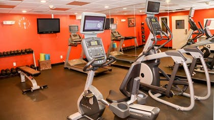 Fitness Facility | Holiday Inn Express & Suites Colorado Springs North