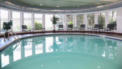 Pool | Holiday Inn Express & Suites Colorado Springs North