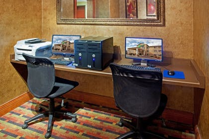 Business Center | Holiday Inn Express & Suites Colorado Springs North