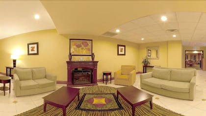 Lobby Sitting Area | Holiday Inn Express & Suites Colorado Springs North