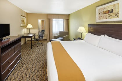 Guestroom | Holiday Inn Express Hotel & Suites Chicago - Libertyville