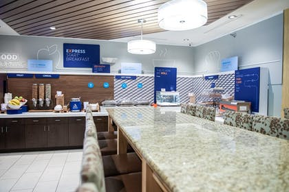 Restaurant | Holiday Inn Express Hotel & Suites Chicago - Libertyville
