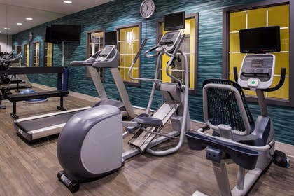 Fitness Facility | Holiday Inn & Suites Dallas-Addison