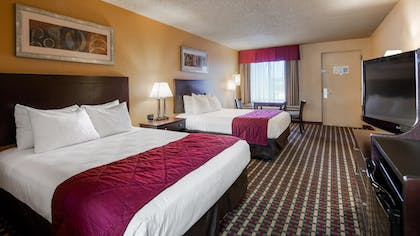 Guestroom | Best Western Of Clewiston