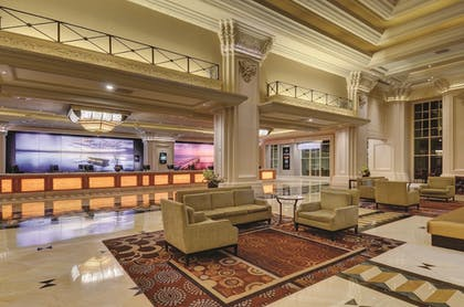 Lobby | Mandalay Bay Resort and Casino
