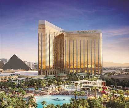 Hotel Front | Mandalay Bay Resort and Casino
